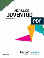 Ley General de Juventud de El Salvador
