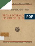 REGLAS ISTA (Germinacion)