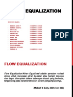 Flow Equalization