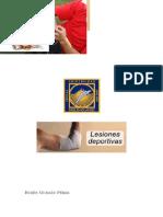 Cuaderno Practico Lesiones Deportivas