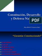 3.1 GarantÃ-as Constitucionales