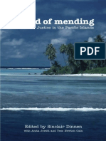 Sinclair Dinnen, Anita Jowitt, Tess Newton-Cain-A Kind of Mending_ Restorative Justice in the Pacific Islands-ANU E Press (2003)