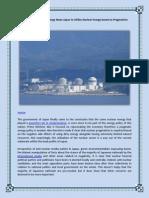 Westward Group Tokyo Energy News Japan to Utilize Nuclear Energy based on Pragmatism