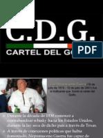 """Delicuencia Organizada """"Zetas y Cartel del Golfo"""""""