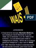 Wais III Manual de Aplicacic3b3n Cap 1 2013