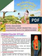 Riang Anggraini Rahmanisa Undip Marketing