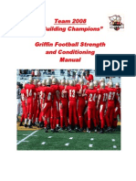 Seton Hill University Strength & Conditioning Manual 2008