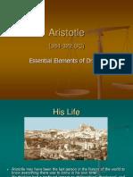 Aristotle Theater Arts Class 1342