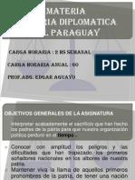 Unidad 1 Historia Diplomatica Del Py.