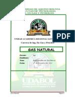 Proceso de Endulzamiento Del Gas Natural