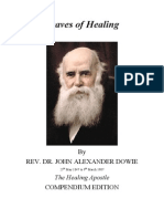 Leaves of Healing by The Rev. Dr. John Alexander Dowie