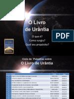 #01. O que é o Livro de Urântia, sua origem e propósito