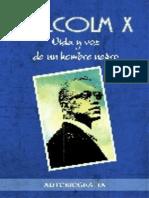 Malcom X - Biografía