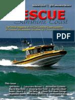 Caloundra Coast Guard  Rescue Magazine Autumn Edition