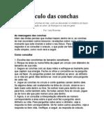 18216300 Oraculo Das Conchas