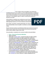 Taxonomia y Morfologia de La Manzana