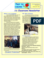 sycamore newsletter