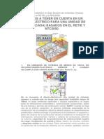Criterios de diseño eléctrico en baja tensión de viviendas
