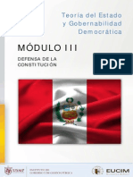Mod III DefensadelaConstitucion