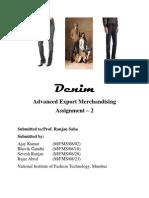 Advanced Export Merchandising Assignment – 2