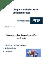 Presentaci%C3%B3n Simpaticomimeticos de Accion Indirecta