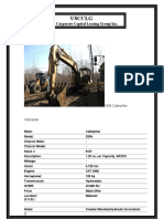 Heavy Constructon Equipmenf For Sale