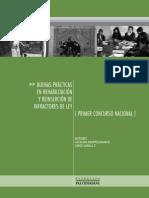 Programas de Reinsercion y Modelo Tratamiento