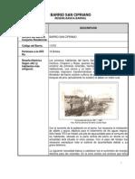 Reseña historica San Cipriano