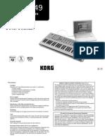Kontrol49 Manual