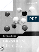 Edexcel IGCSE Chemistry Revision Guide
