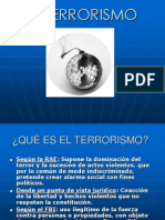Terrorismo ETA