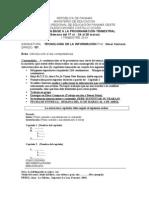 instrucciones del trabajo - proyecto