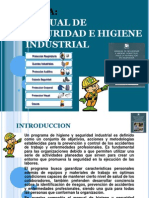 Manual de Seguridad e Higiene Industrial
