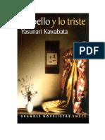 Kawata, Yasunari - Lo Bello y lo Triste.pdf
