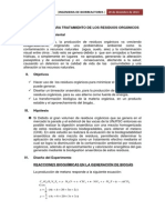 Informe de Biorreactores