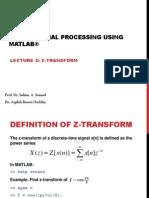 Using Matlab 03