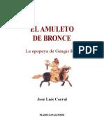 Corral José Luis - El amuleto de bronce
