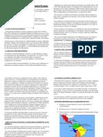 Las Independencias Latinoamericanas - Resumen III