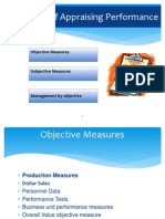 Performance Assessment & Management