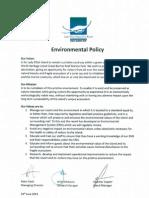 Environmental Policy 240713