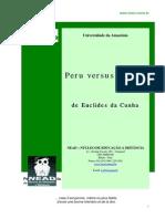 Peru- Bolívia- Euclides da Cunha