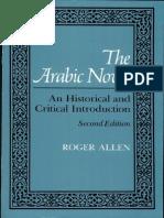 The Arabic Novel