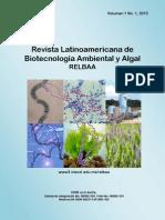 02 Revista Latinoamericana de Biotecnologia Ambiental y Algal