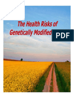 Gmo Genetically Modified Foods Dangers