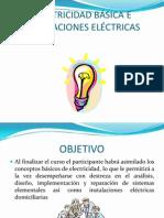 ELECTRICIDAD BÁSICA E INSTALACIONES ELÉCTRICAS INTRODUCCION