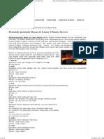 Perintah-Perintah Dasar Di Linux Ubuntu Server _ Ilmu Internet