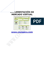 Implementacion de Mercado virtual