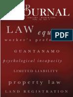Vol.32 No.1 2006 Ibp Journal