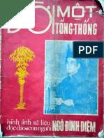 Doi 1 TongThong NgoDinhDiem