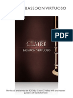 8Dio Claire Bassoon Virtuoso Manual